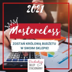 Masterclass Budżetowy 2021